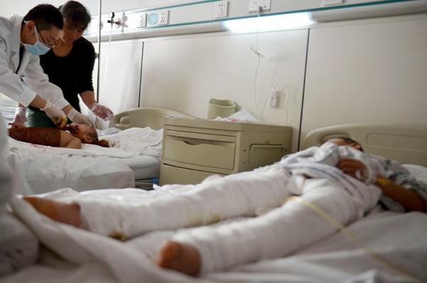 В Китае дети пострадали от «вредных» мультфильмов
