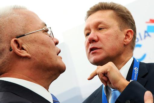 «Газпром» отложил подписание контракта с Китаем до визита Путина в КНР