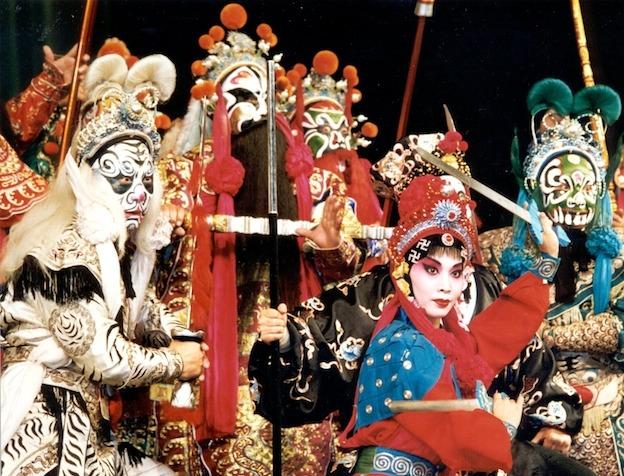 Рождение Национального театра пекинской оперы