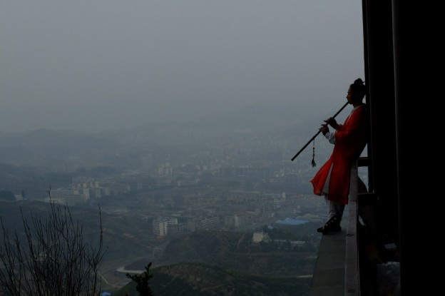 Китайский монах-даос