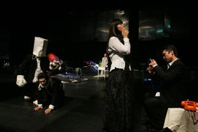 Мэн Цзинхуэй и театральные эксперименты
