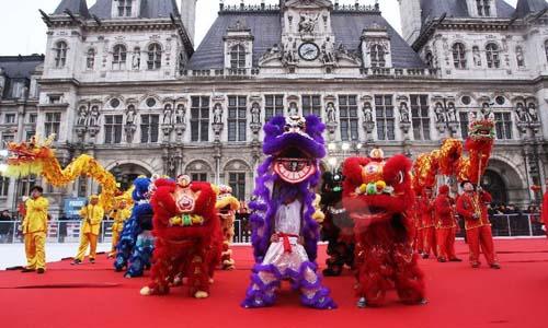 Китайский Новый Год на чужбине - Магазета