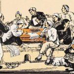 Ли Цюнь и революционная гравюра