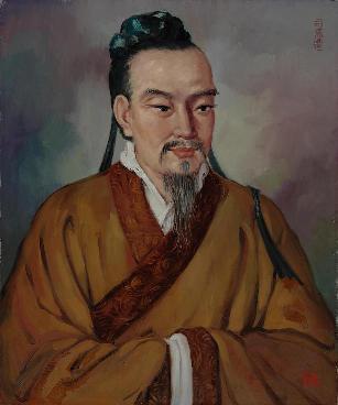 Тайши Сыма Цянь (работа Яо Цзунъу)