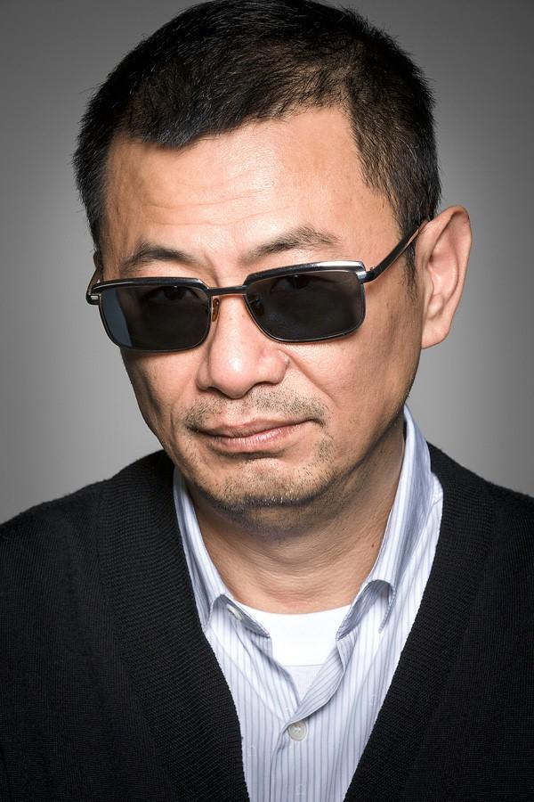 Wong Karwai portrait / Вонг Карвай - главный на Берлинале 2013