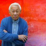Абстрактная живопись Чжао Уцзи