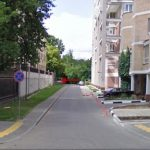 Китайское консульство в Москве, ул. Дружбы 6