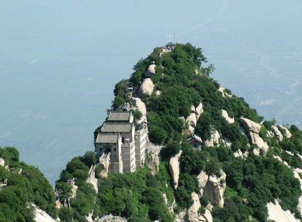 Родовой храм Великого историографа - Сыма Цяня