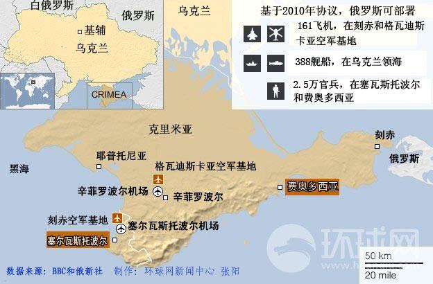 Китайцы и Крым