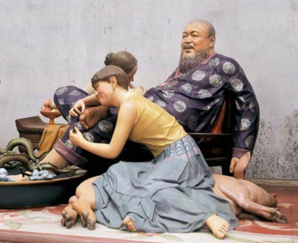 Ли Чжаньян: играя в историю
