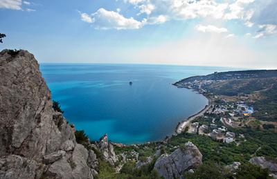 Черноморское побережье, Крым