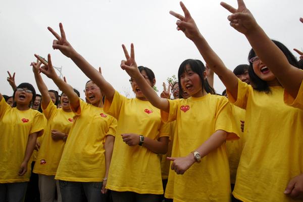 Магазета / Система школьного образования в Китае, или Что наша жизнь - экзамен