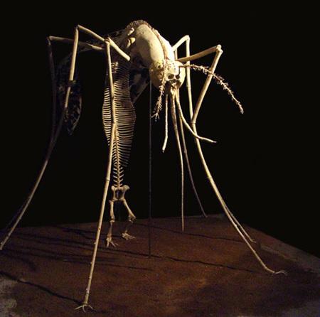 Неизвестное существо №2. Комар (蚊子) 2004
