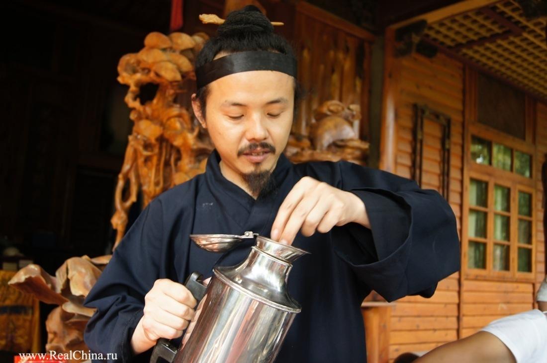 Стоп-стоп время. Неделя в даосском монастыре