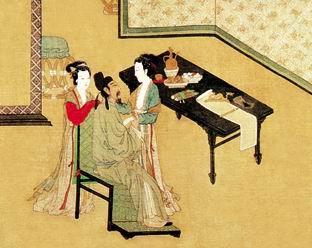 courtesans