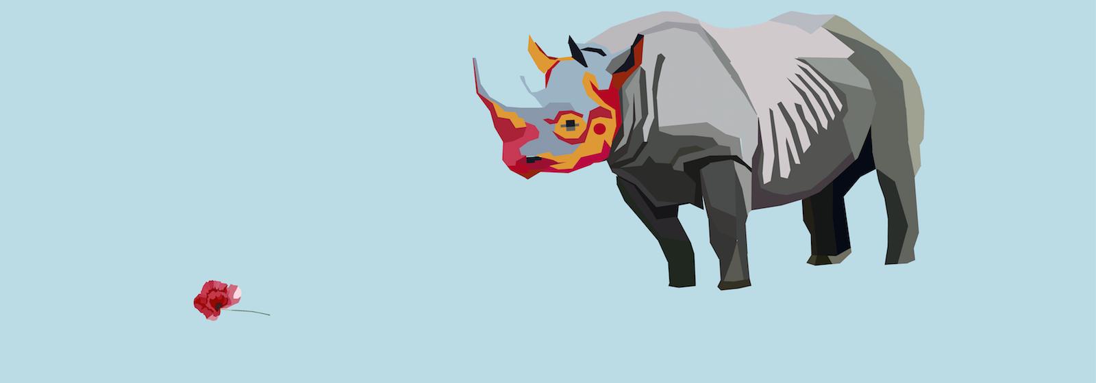 Сценические опыты «Влюбленных носорогов»