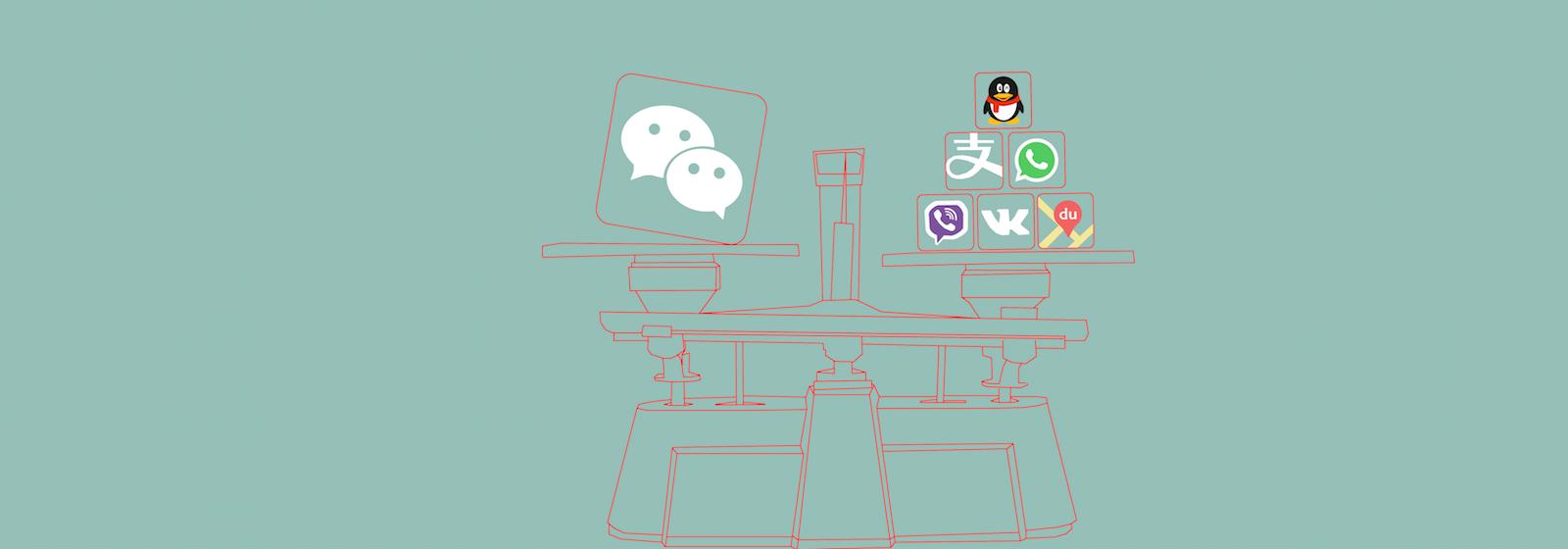 Можно ли прожить в Китае без WeChat?