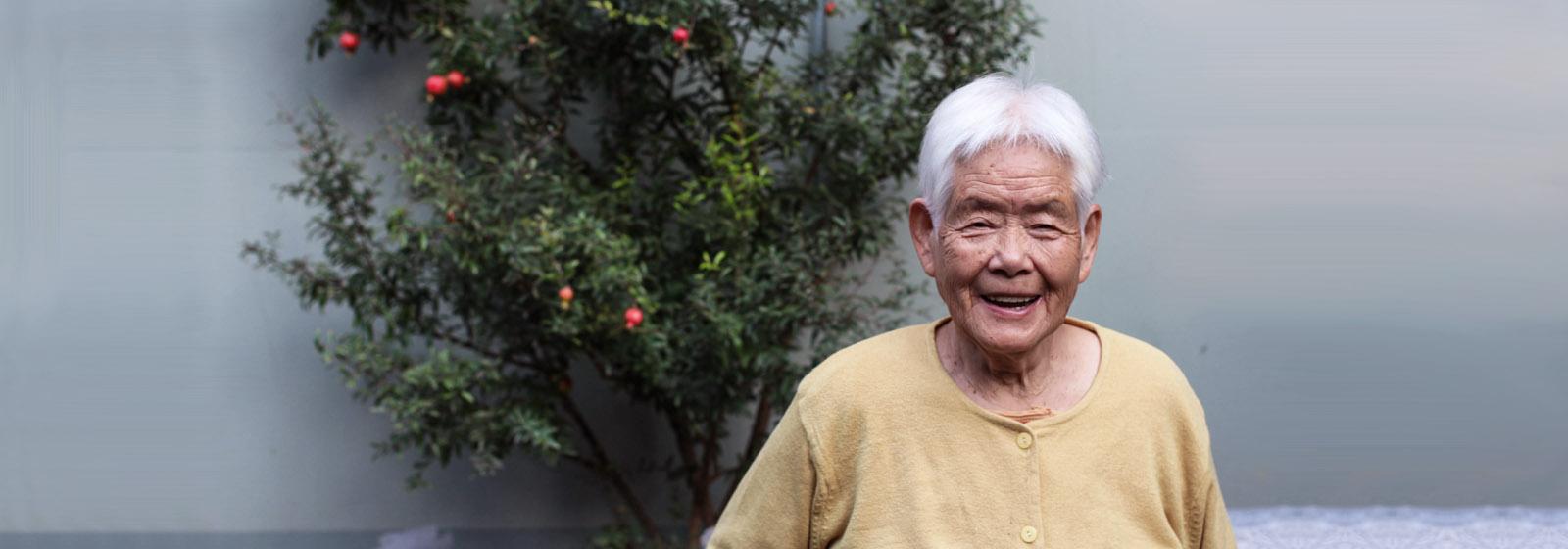 Китайские пенсии