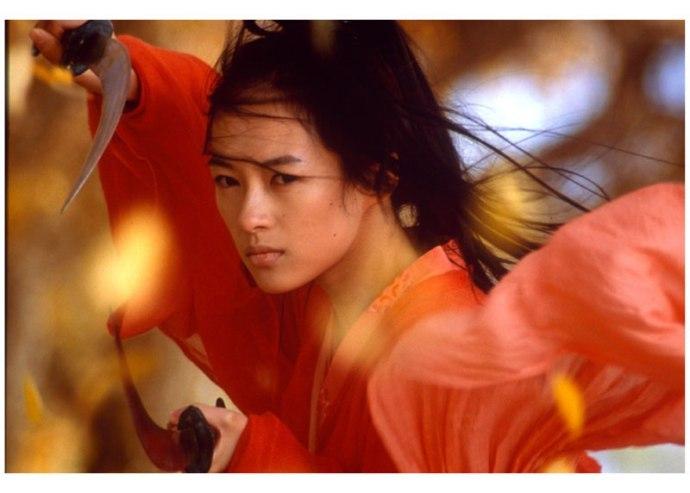 Кадр из фильма «Герой», 2002 г.