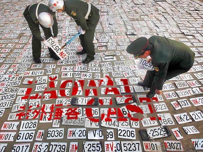 Laowaicast 180 - платные дороги и штрафы в Китае