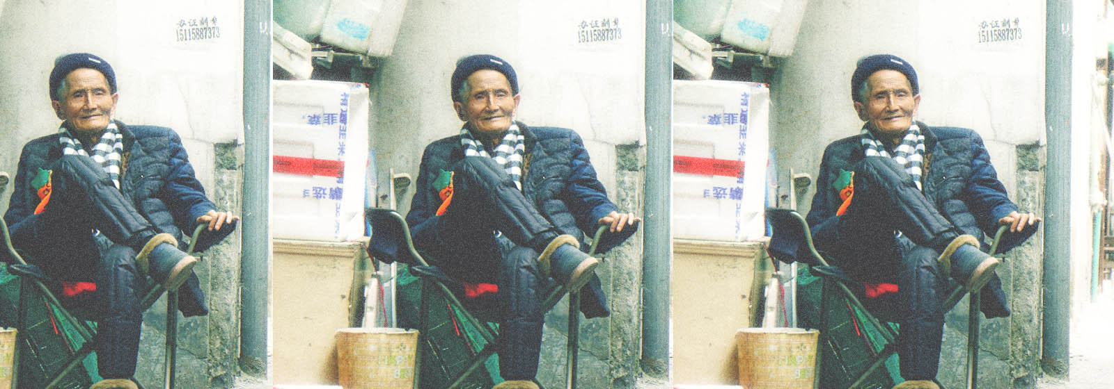 Китайские пенсионеры умеют жить