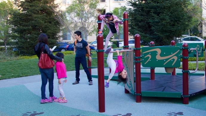 детская площадка Сан Хосе2