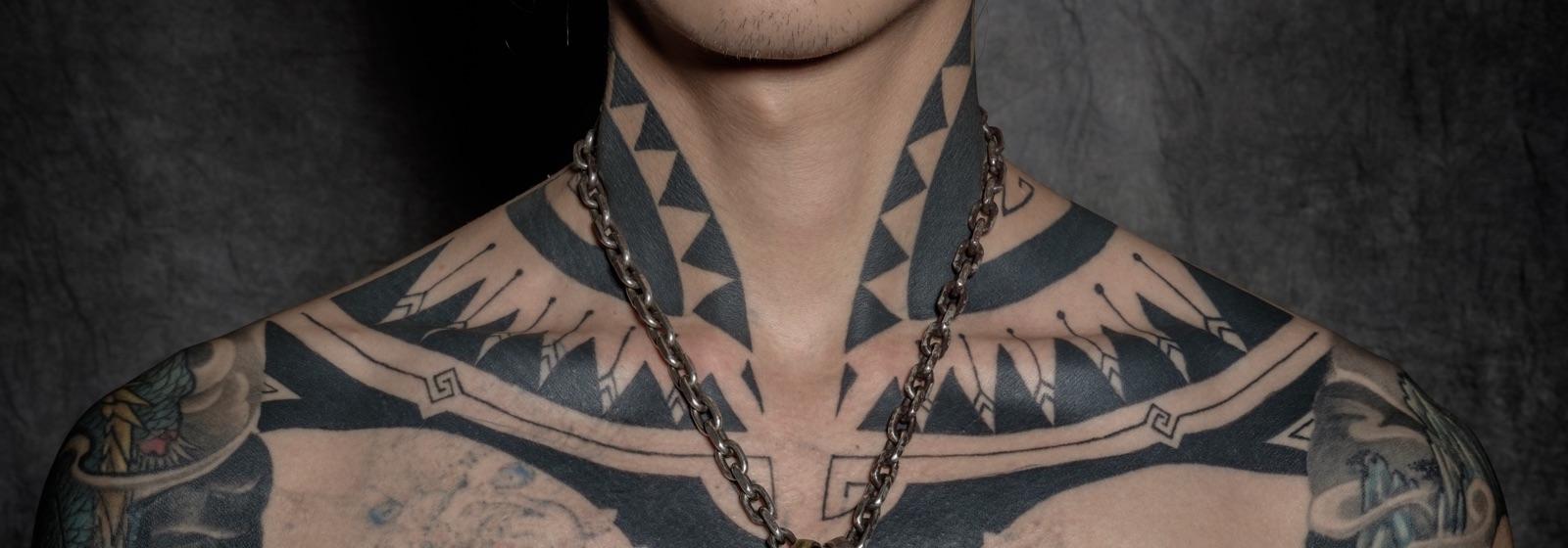 О китайских татуировках от мастеров
