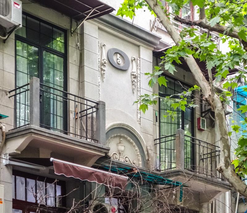 Детали балкона