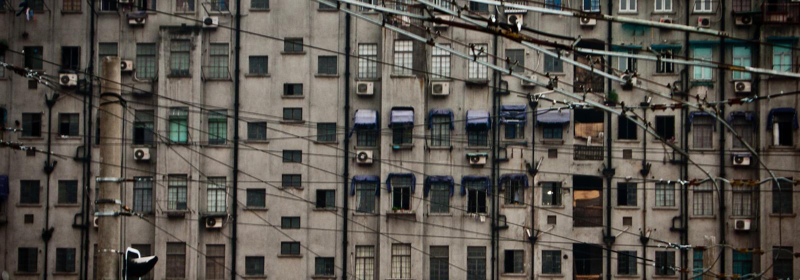 Жилой дом на набережной Сучжоуского канала