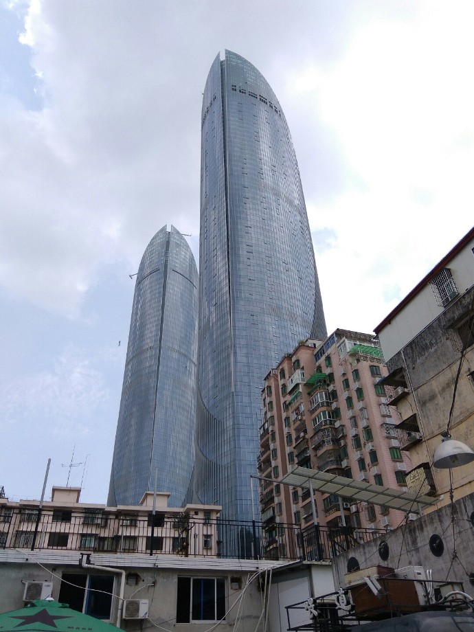 xiamen towers