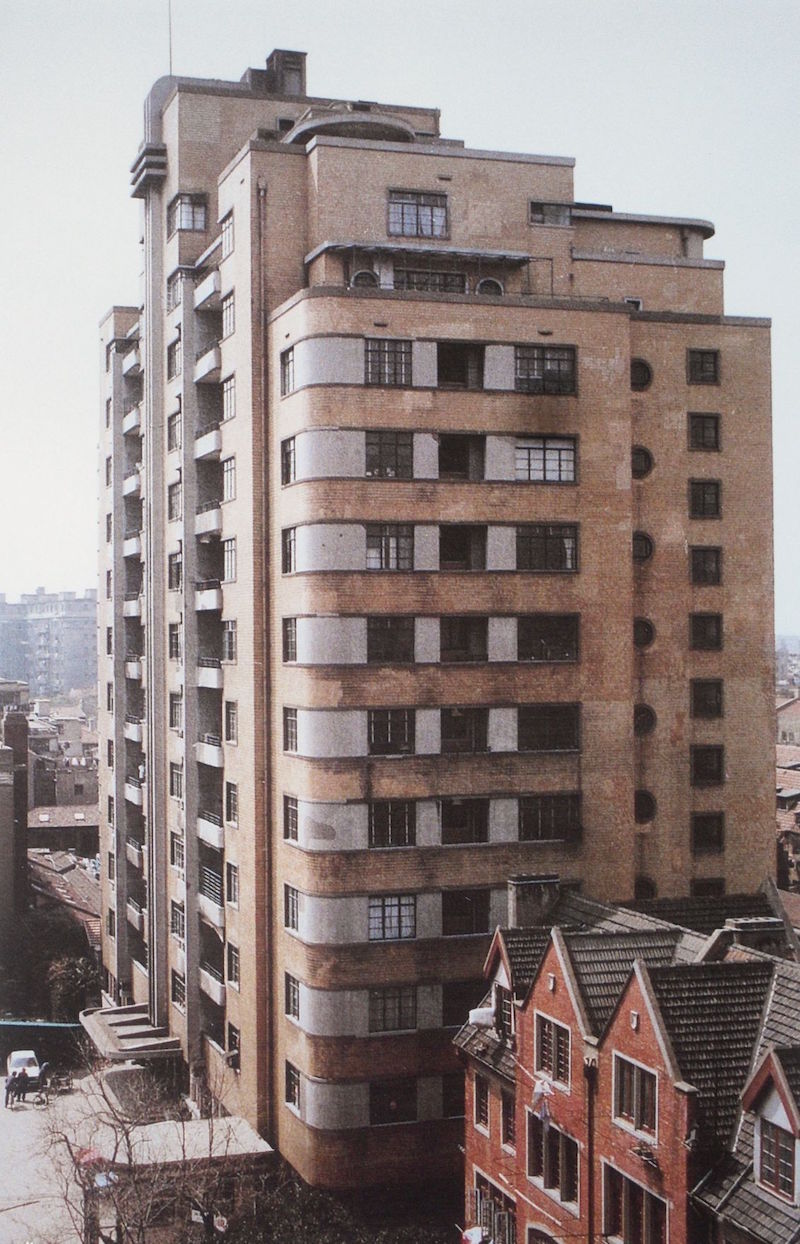 Gascogne Apts 1990s source unknown