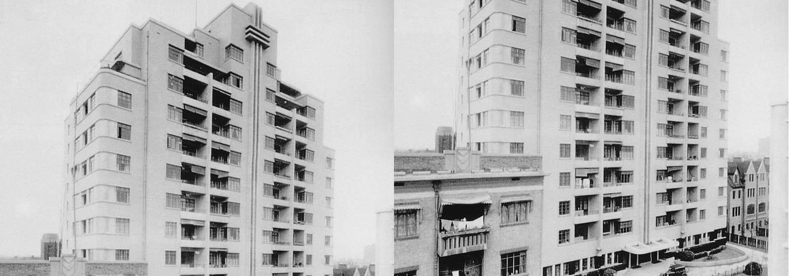 Апартаменты Гасконь — икона шанхайского ар-деко