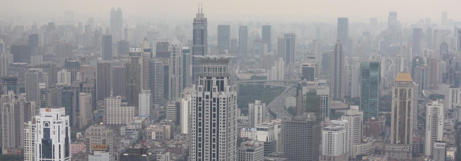 Такой разный Шанхай