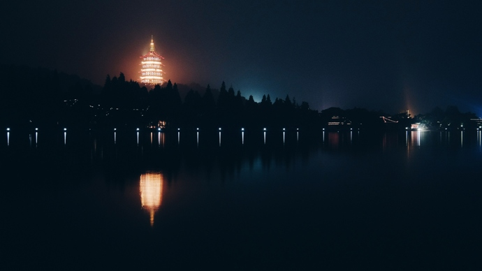 Пагода Лэйфэн, Ханчжоу