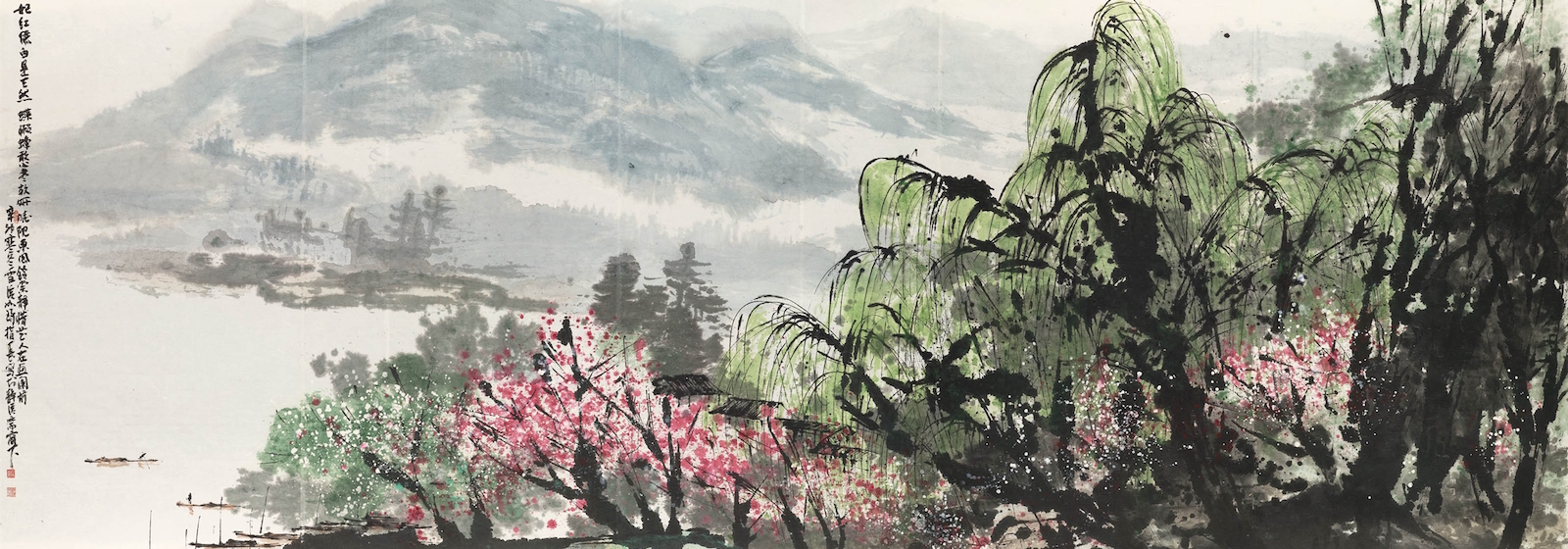 Цуй Жучжо — патриот и самый дорогой художник Китая