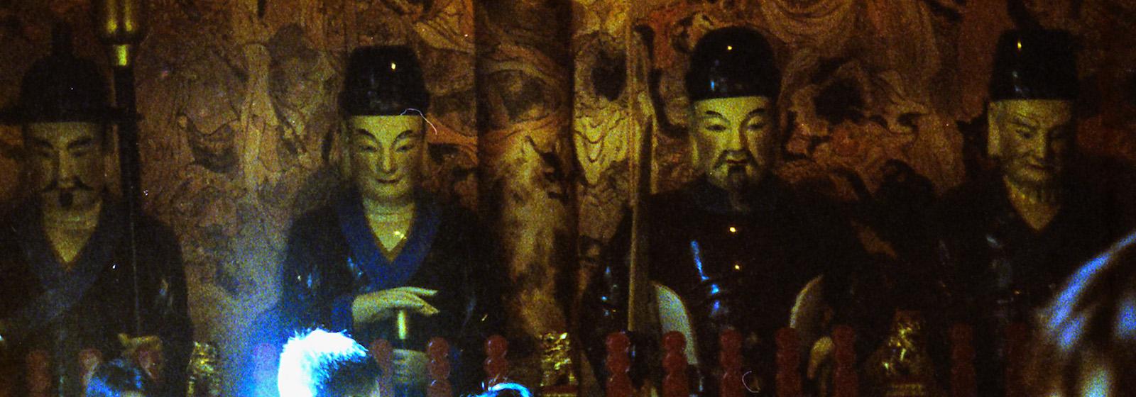 Храм городского божества — сердце Шанхая