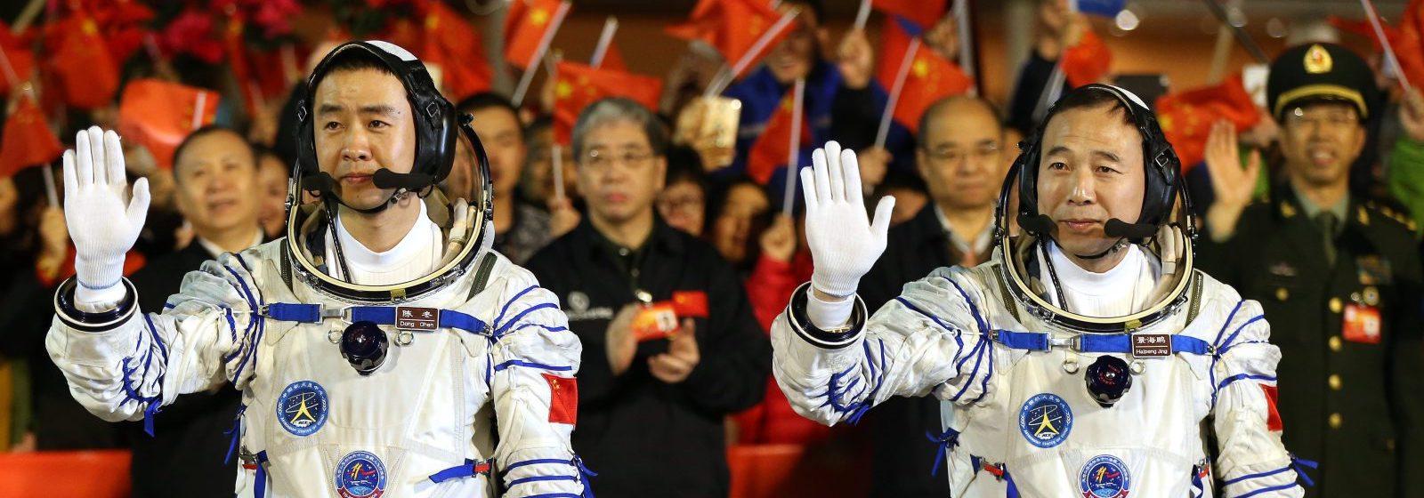 Китайцы в космосе, политика-аналитика и откровения китайцев и о китайцах