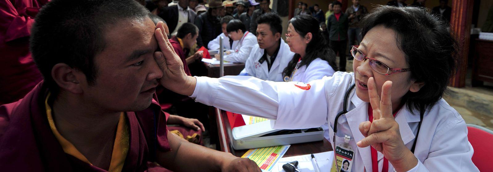 Здоровье и Китай