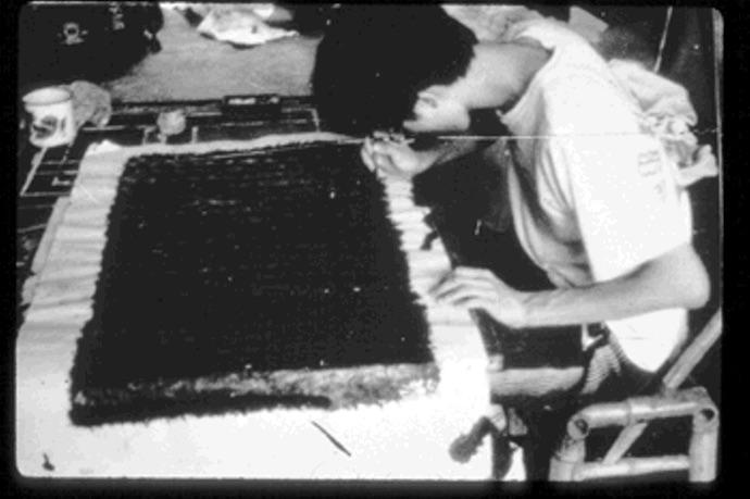Цю Чжицзе в процессе работы