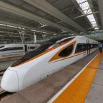 Поезда между Пекином и Шанхаем ускорили в полтора раза