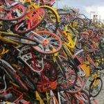 Велосипеды в Китае и байкшеринг