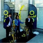 Велопрокат Ofo в Москве