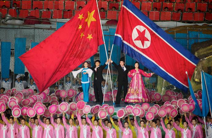 Тема: Ухудшение отношений между Китаем и КНДР