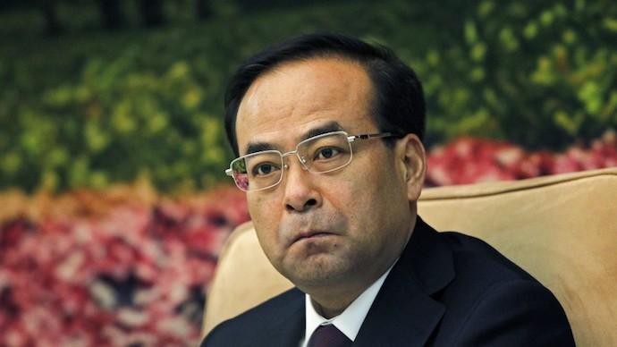 Сунь Чжэнцай - Будущий премьер КНР исключен из партии за взятки