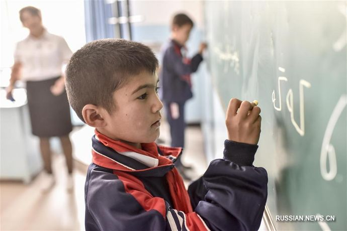 Синьцзян введёт всеобщее 15-летнее образование к 2020 году