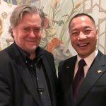 Беглый китайский олигарх Го Вэньгуй встретился со стратегом Трампа