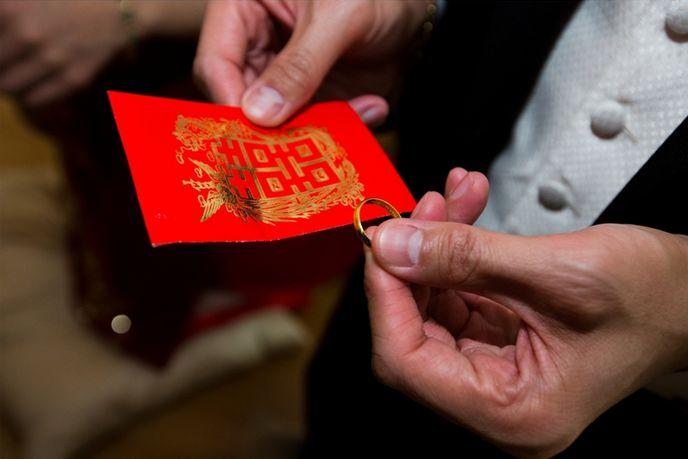 Карта Китая: Где дарят самые щедрые подарки новобрачным? Фото: San Francisco Wedding Photographer