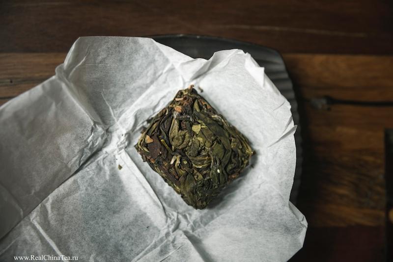 shuixian tea