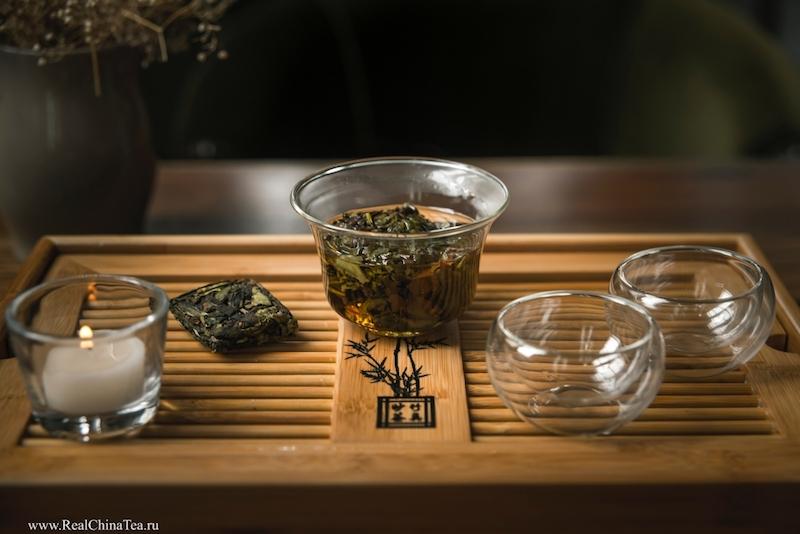 Шуйсянь — редкая жемчужина сред сортов чая провинции Фуцзянь