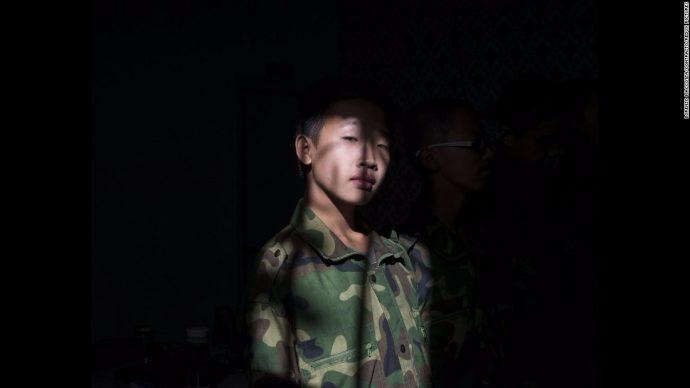 Лагерь в Цзянси обвиняется в заключении школьников в одиночные камеры